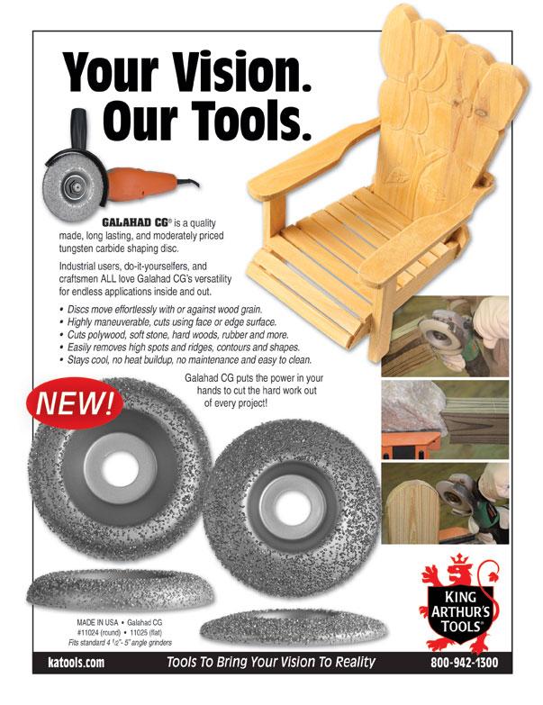 King Arthur's Tools DIY Ad
